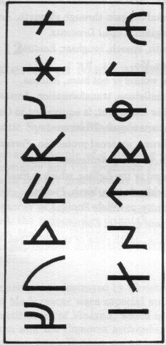 Later Norse Futhark