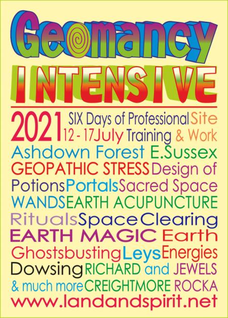 Geomancy Intensive 2021