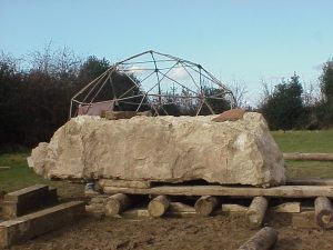 Beech Hill Stone at rest before next stage